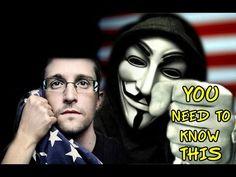 Edward Snowden EXPOSING NSA [Full Documentary] - YouTube