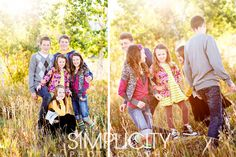 Bench Family » Simplicity Photography
