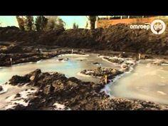 Bijzondere opgraving bij gemeente Buren - YouTube