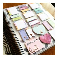 Never enough @erincondren sticky notes! #weloveec #weloveecweekly #weloveecpens…