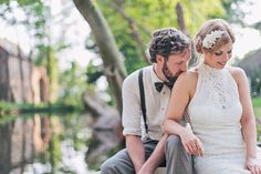 Traumhafte Vintage Hochzeit