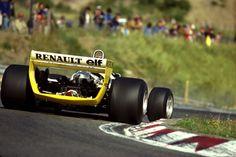 La prima volta del turbo fu con Jean Pierre Jabouille. Uno importante, dimenticato troppo in fretta
