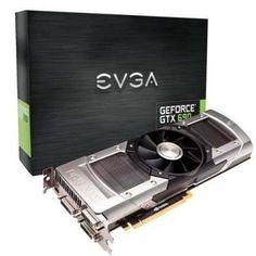 Placa de Vídeo EVGA GeForce GTX690 4GB DDR5 PCI-Express        http://lojaparaguai.com/