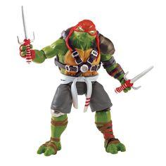 Playmates Toys Teenage Mutant Ninja Turtles Out of the Shadows Movie Action Figures- Raphael