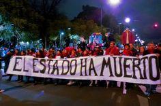 Comunidad artística por la presentación con vida de los 43 normalistas desaparecidos de Ayotzinapa
