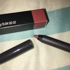 Mac Pro longwear lip liner - morning coffee Brand new and guaranteed authentic! Please take a look at my feedback and buy with confidence!  MAC Cosmetics Makeup Lip Liner