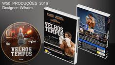 W50 Produções CDs, DVDs & Blu-Ray.: Velhos Tempos  -  Lançamento  2016