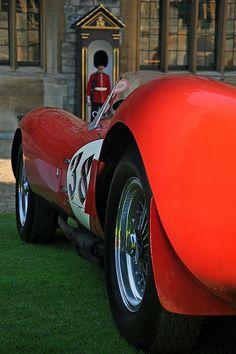 1957 Ferrari 250 Testa Rossa TR58 Scaglietti -  2012 Windsor Concours of Elegance