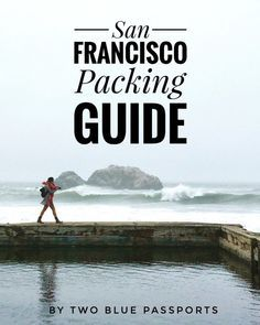 What to pack for a trip to San Francisco. #sanfrancisco #packingguide #traveltips #california