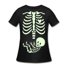 Maternity shirt.