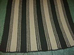 Perfect Afghan for a man
