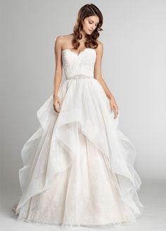 Alvina Valenta Wedding Dresses 2015 Fall - MODwedding