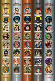 Dc comics Superhero
