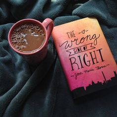 The Wrong Side of Right by Jenn Marie Thorne Best Books To Read, Ya Books, Books To Buy, Book Club Books, Book Lists, Good Books, Good Romance Books, Book Challenge, World Of Books