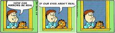 """Jaden Smith's Nonsensical Tweets Actually Make Perfect Sense As """"Garfield"""" Comics"""