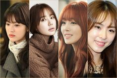 If you are a fan of K-pop and K-drama, I am sure you wouldn't have missed this. See through bangs are the hottest hair trend for ladies this year. See Through Bangs, Korean Bangs, Korean Star, Beauty News, Korean Makeup, Hair Inspo, Hair Trends, Asian Beauty, Hair And Nails