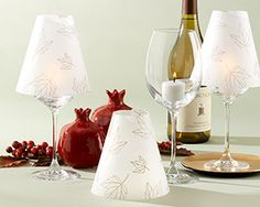 24 Fall Leaves Vellum Wine Shade Wedding Decoration Buyers Choice ** Learn more by visiting the image link. Vintage Wedding Favors, Creative Wedding Favors, Elegant Wedding Favors, Wedding Ideas, Wedding Favours, Wedding Planning, Candle Shades, Glass Shades, Gold Color Palettes