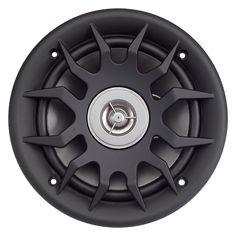 """$39.95 Aquavibe WR6LS-B   6 1/2"""" 2-Way Waterproof Speaker with Grill"""