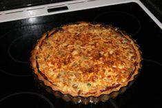 Jauhelihapiirakka - Resepti | Kotikokki.net Pie, Desserts, Food, Red Peppers, Pie And Tart, Pastel, Deserts, Fruit Cakes, Pies