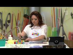 Ateliê na TV - TV Gazeta - 03.09.15 - Mayumi Takushi