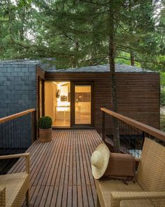 Peaceful Eco-Resort for Guests Visiting Pedras Salgadas Spa & Nature Park, PortugalDesignRulz16 April 2013Situated in the north of Portugal within 580 meters of altitude, at almost 1 hour away by car from the city of Porto, the Pedra... Architecture