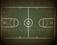 Vintage Basketball Court Chalk Clipboard Photo print, Boys Room decor, Boys Nursery Ideas, Sports art, Sport Prints, Man Cave