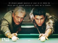 #WalterTevis #ElColorDelDinero #PaulNewman #TomCruise #CineDeCulto…