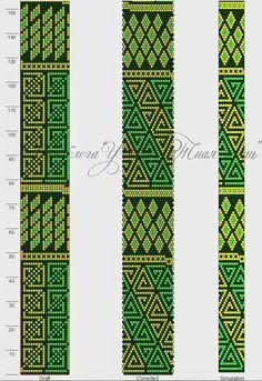 20 around bead crochet rope pattern. Swipe left on website for bead stringing list Crochet Bedspread Pattern, Bead Crochet Patterns, Peyote Stitch Patterns, Bead Crochet Rope, Beaded Jewelry Patterns, Crochet Bracelet, Crochet Designs, Beading Patterns, Beaded Crochet