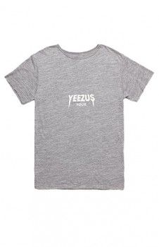Yeezus - Yeezus Tour T-Shirt (worn by Khloe on Keeping Up With The Kardashians)
