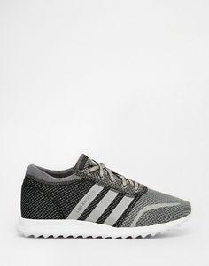 Adidas | Серо-серебристые кроссовки adidas Originals LOS Angeles
