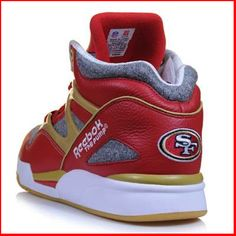 49ers tattoos designs | ... » Kicks: Reebok x San Francisco 49ers Pro Pump Omni Lite NFL Pack