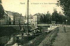 Coupure, Gent
