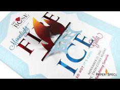 TPC ROSE Fire & Ice Moonlight Gala Invitations