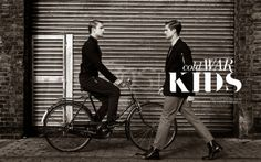 """Cold War Kids"": Marcus Hedbrandh y Jake Hold para L'Insolent Magazine Spring 2014 