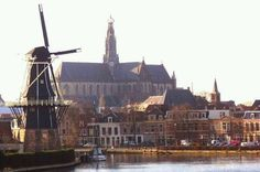 Haarlem, home of painter Frans Hals
