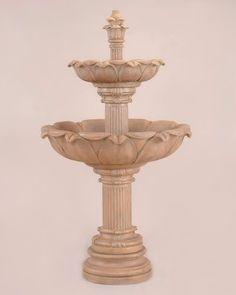 Vicobello Three Tier Fountain | Gardens And Patios | Pinterest | Garden  Fountains, Fountain And Gardens