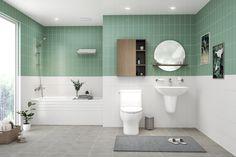 42 Super Ideas For Bathroom Design Natural Modern Bathroom Sink Design, Bathroom Bath, Bathroom Colors, Bath Design, Bathroom Remodeling, Modern Bathroom, Konmari, Beautiful Small Bathrooms, Casa Retro