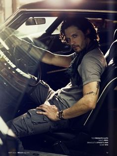 Nathan Parsons the Originals | The Originals' Nathan Parsons For Bello Magazine