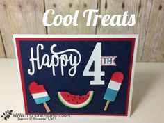 Happy 4th Have some Cool Treats
