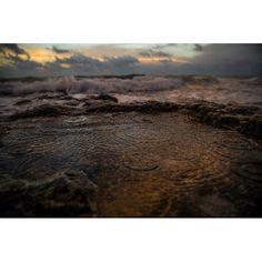 Emmanuel Lubezki. Light rain falling at dawn. (no filters)