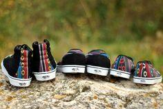 Vans « Guate Series » – SK8 Hi, LPE & Authentic Lo Pro