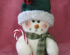 Snowman pattern: Chilly 474 by adelinescrafts on Etsy