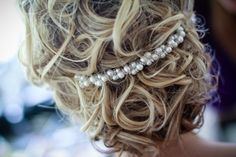 wedding #bride hair