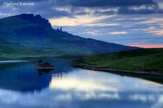 Storr. Skye. Scotland.