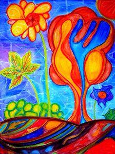 The other side.  Watercolor. Www.Facebook.Com/scottharringtonfineart