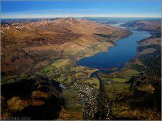 The very beautiful Loch Tay