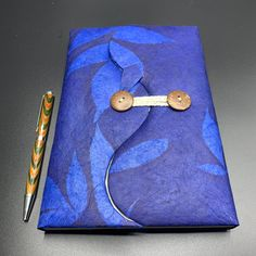Excited to share this item from my shop: Unique Handmade Lokta Journal ( Made In Nepal ) Artist And Craftsman, Eco Friendly Paper, Journal Notebook, Nepal, Etsy Store, My Etsy Shop, Unique, How To Make, Handmade