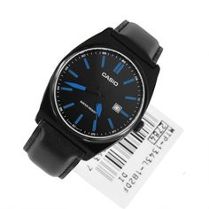 Chronograph-Divers.com - MTP-1343L-1B2 Casio Aluminum Case Dress Quartz Mens Watch, $56.00 (http://www.chronograph-divers.com/mtp-1343l-1b2/)