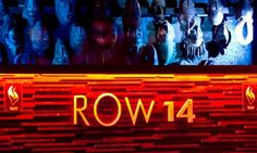Row 14 - Electro Club, Barcelona