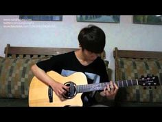 (Akdong Musician) Melted - Sungha Jung (This guy is so talented!)